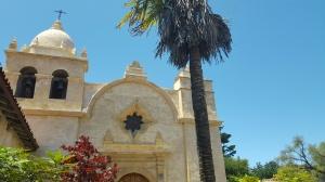 Mission San Carlos Borromeo, Carmel, California.